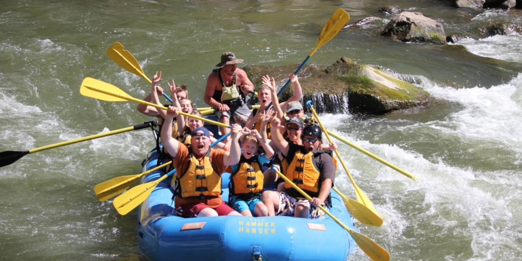 Private Short Rafting Trip