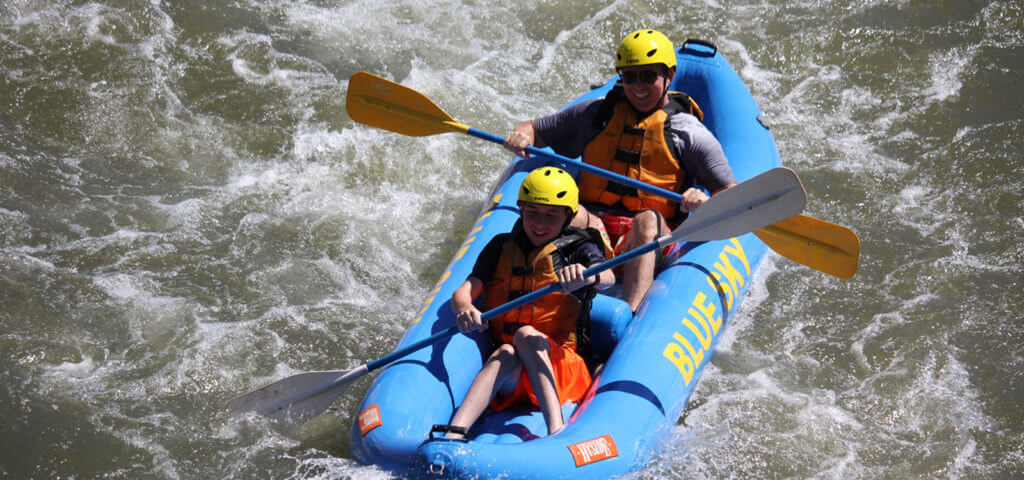 Raft & Kayak Adventure